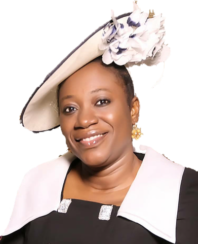 DR BECKY ENENCHE  Photo