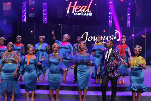 JOYOUS CELEBRATION  Photo