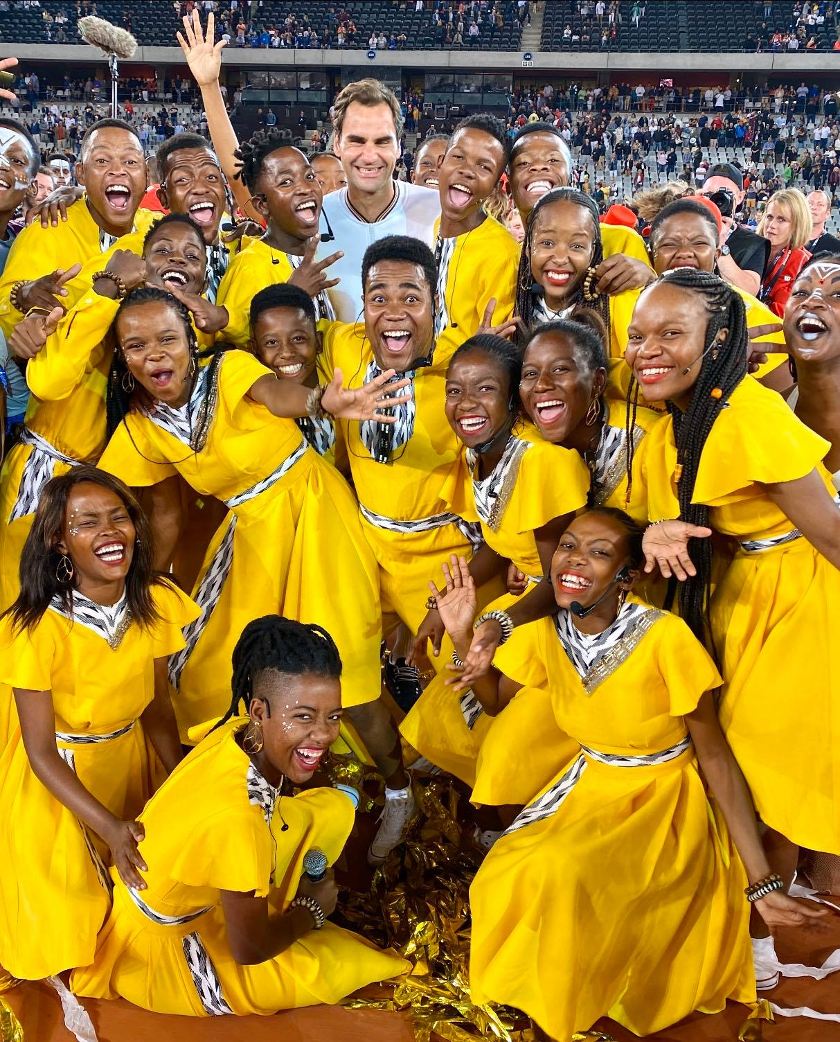 NDLOVU YOUTH CHOIR Photo