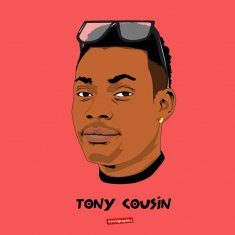 TONY COUSIN