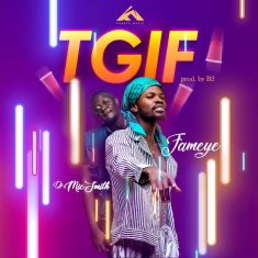 TGIF (Thank God Is Friday)