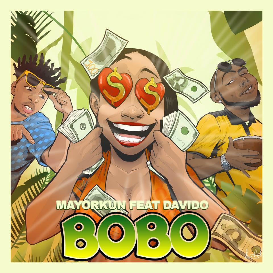 MAYORKUN Feat DAVIDO - Bobo Lyrics | Afrika Lyrics (Music