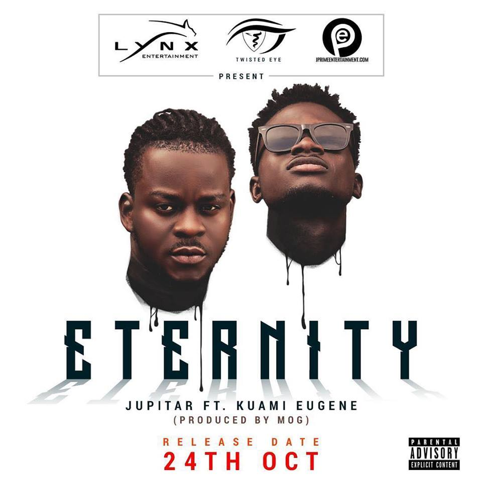 JUPITAR Feat KUAMI EUGENE - Eternity Lyrics | Afrika Lyrics (Music