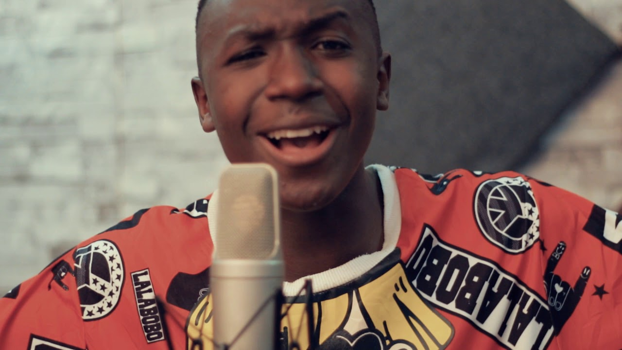 Harmonize Never Give Up(Cover)