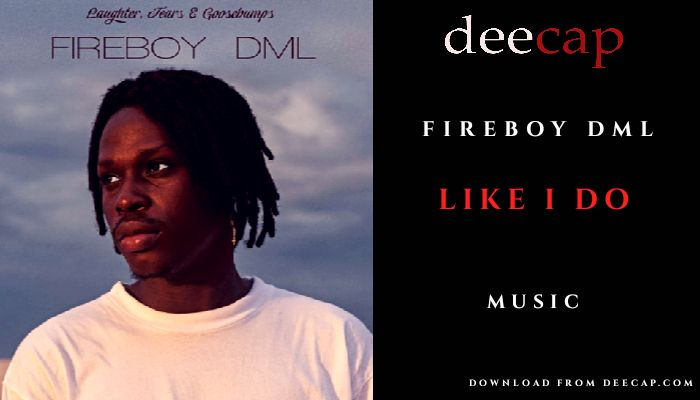 Fireboy Dml Like I Do Lyrics Afrikalyrics Untuk melihat detail lagu lyrics of nobody by joeboy klik tombol download mp3. fireboy dml like i do lyrics