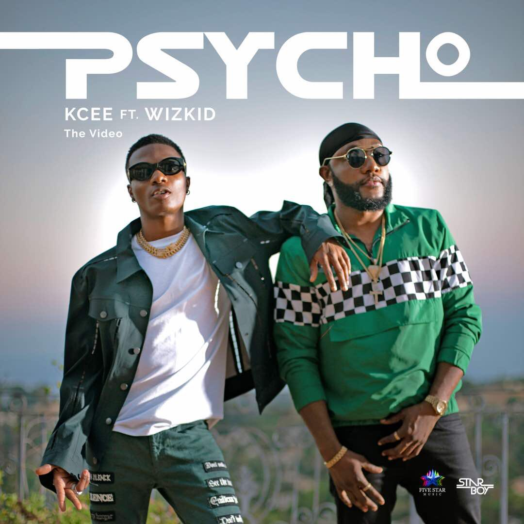 KCEE Feat WIZKID - Psycho Lyrics | Afrika Lyrics (Music