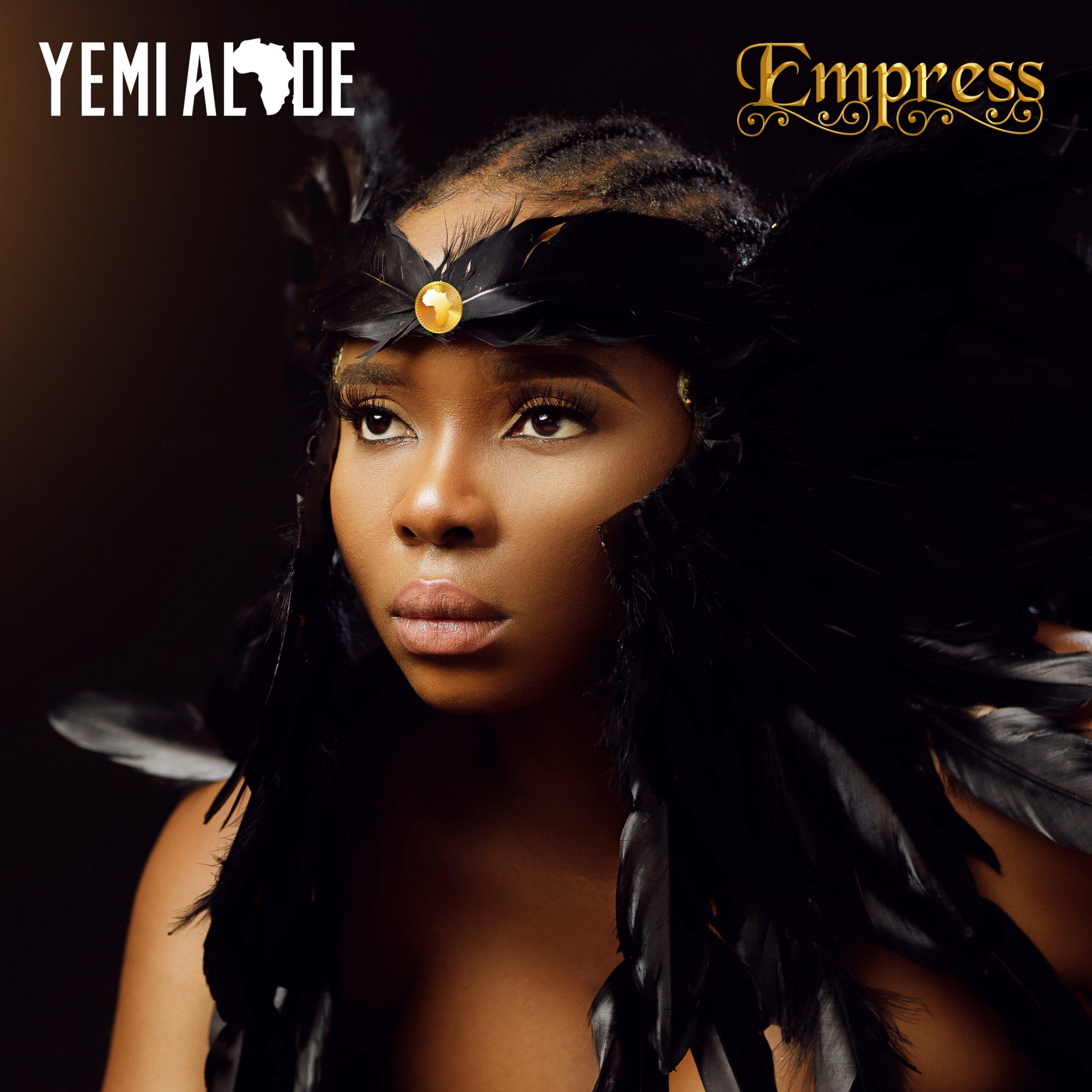 Yemi Alade Turn Up Lyrics Afrikalyrics
