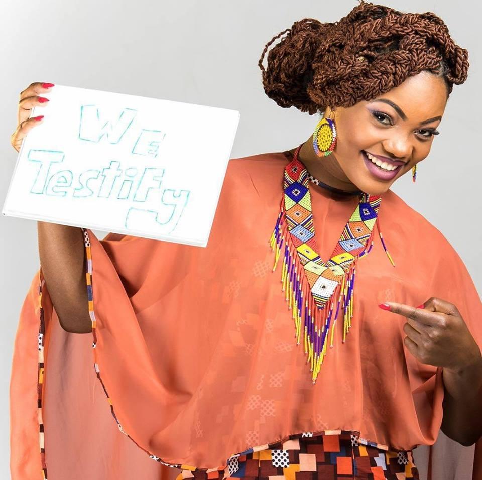 DEBORAH LUKALU - We Testify Lyrics   Afrika Lyrics (Music Lyrics